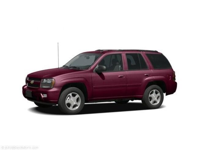 Used 2007 Chevrolet Trailblazer Wagon for sale in Fairfield, IL