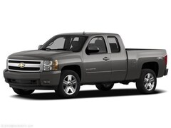 Used 2007 Chevrolet Silverado 1500 Work Truck Extended Cab Pickup 2GCEC19C171617647 Chiefland