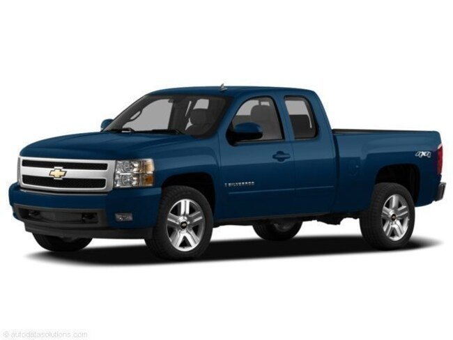 Used 2007 Chevrolet Silverado 1500 Truck Extended Cab Westfield, NY
