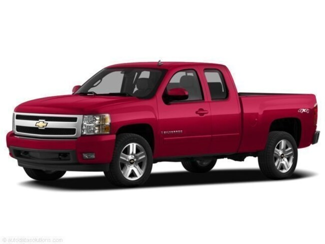 Used 2007 Chevrolet Silverado 1500 Truck Extended Cab For Sale Effingham, IL