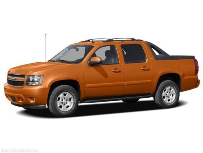 Used 2007 Chevrolet Avalanche 1500 Truck Crew Cab Grand Forks, ND