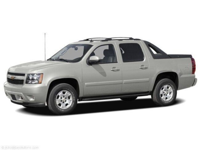 Used 2007 Chevrolet Avalanche 1500 Truck Crew Cab For sale near Maryville TN
