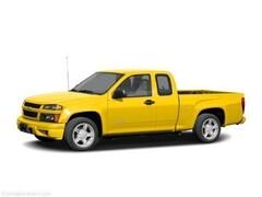 2007 Chevrolet Colorado 2WD Ext Cab 125.9 LT w/2LT truck