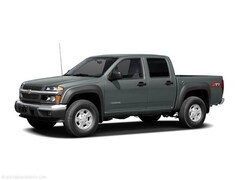 Used 2007 Chevrolet Colorado LT Truck Crew Cab for sale in Cambridge, OH