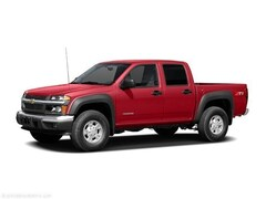 2007 Chevrolet Colorado LT Crew Cab