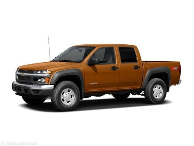 Used 2007 Chevrolet Colorado LT Truck Crew Cab Grand Forks, ND