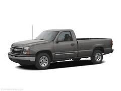 Used 2007 Chevrolet Silverado 1500 Classic Work Truck Truck 1GCEC14X47Z156431 for Sale in Westfield, NY