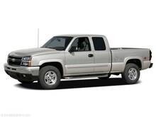 2007 Chevrolet Silverado 1500 Classic Truck Extended Cab