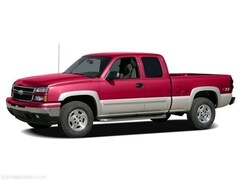 2007 Chevrolet Truck Extended Cab