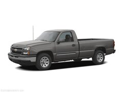 Used Vehicles for sale 2007 Chevrolet Silverado 1500 Classic Work Truck Truck in McAlester, OK