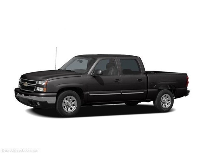 2007 Chevrolet Silverado 1500 Classic Truck Crew Cab for sale in Sanford, NC at US 1 Chrysler Dodge Jeep