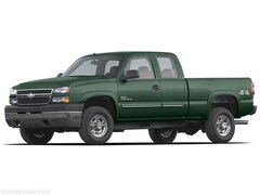 2007 Chevrolet Silverado 2500HD Classic Truck Extended Cab