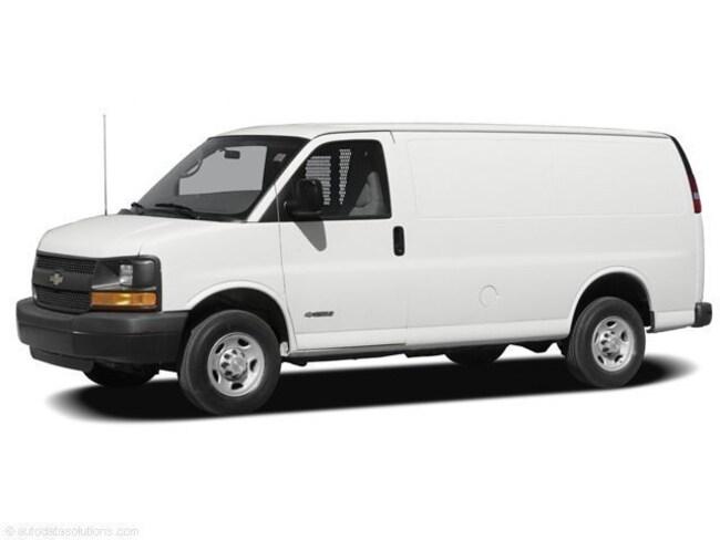 2007 Chevrolet Express Cargo Van RWD 3500 155 Van