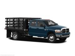 2007 Dodge Ram 3500 HD Chassis ST/SLT/Laramie Truck Quad Cab