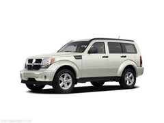 Used  2007 Dodge Nitro SLT 2WD  SLT 1D8GT58K37W533848 For sale near West Palm Beach