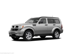 Used 2007 Dodge Nitro SXT SUV  Sport Utility 4WD for sale in Meadville, PA