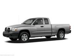 2007 Dodge Dakota SLT Truck Club Cab