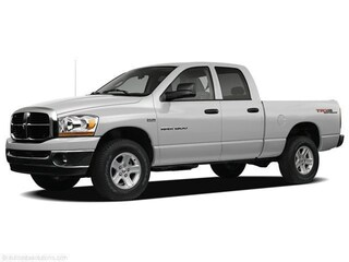 Used 2007 Dodge Ram 1500 Truck Quad Cab 4x4 For sale in Clinton, IL