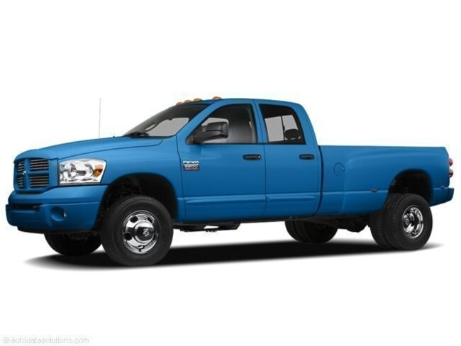 Used 2007 Dodge Ram 3500 Truck Quad Cab Near Knoxville