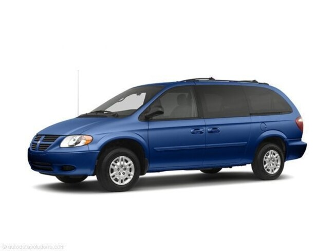 2007 Dodge Grand Caravan SXT Wagon