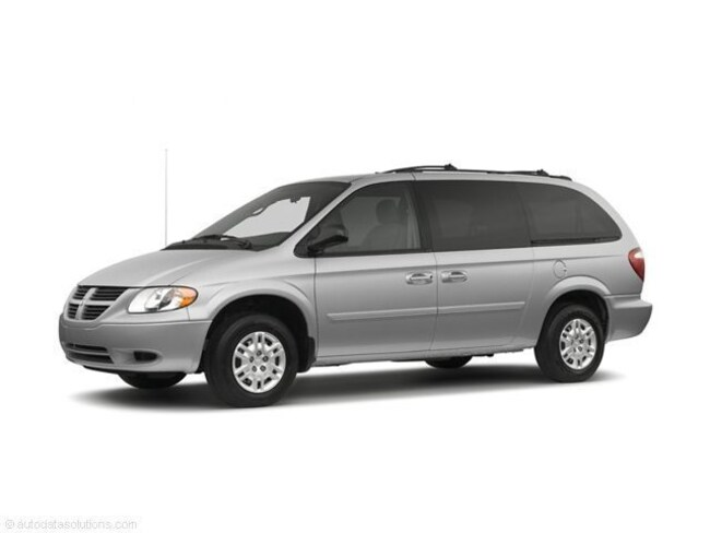 Used 2007 Dodge Grand Caravan SXT Wagon Butler, OH