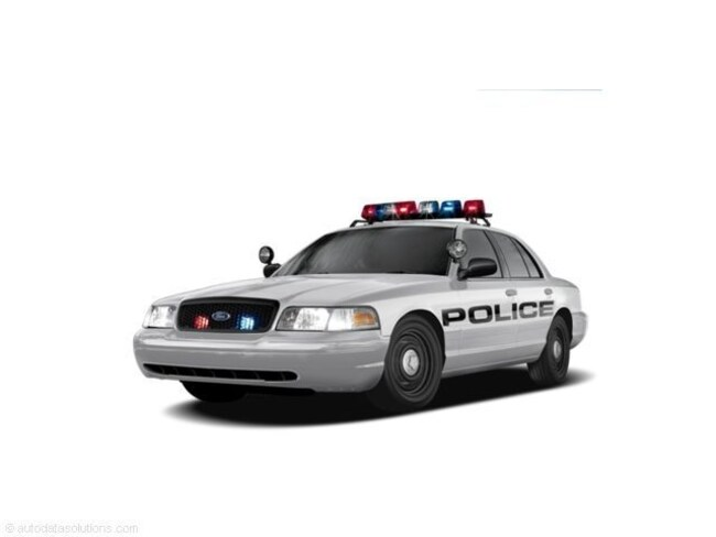 2007 Ford Police Interceptor