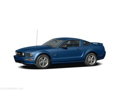 2007 Ford Mustang Deluxe V6 Deluxe  Fastback