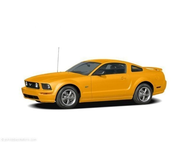 2007 Ford Mustang Delu
