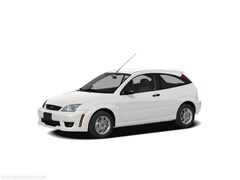 2007 Ford Focus Hatchback