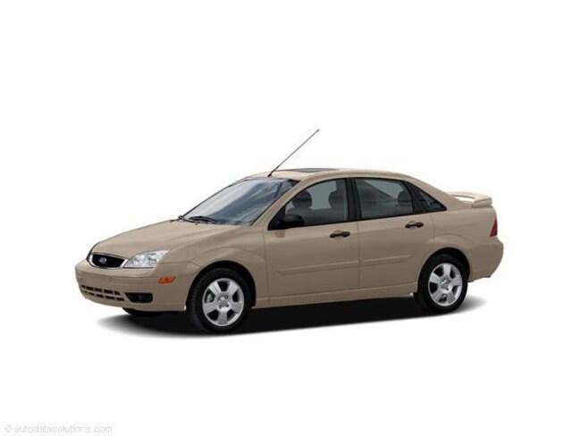2007 Ford Focus Car