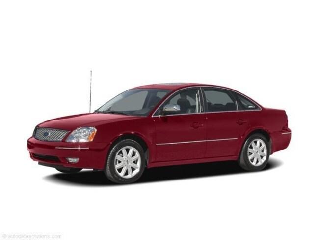 2007 Ford Five Hundred Limited Sedan