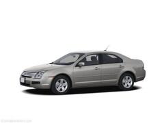 Used 2007 Ford Fusion S Sedan for sale in Elko NV