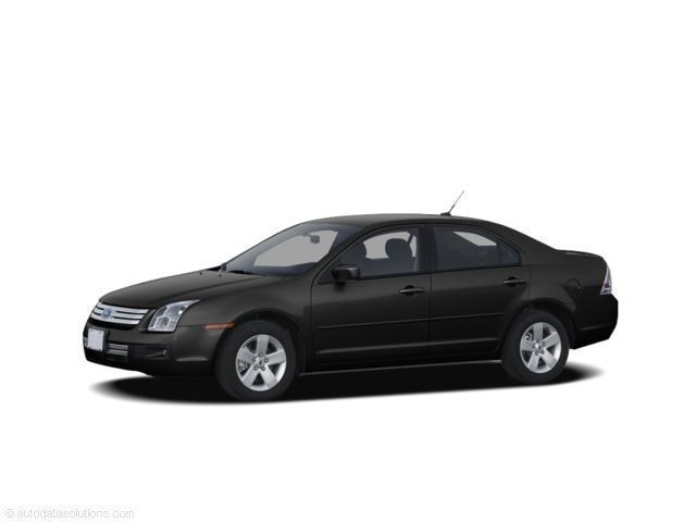 2007 Ford Fusion SE I4 Sedan