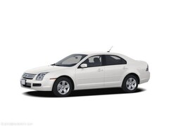 Used Vehicles for sale  2007 Ford Fusion I-4 SE Sedan in Glasgow, KY