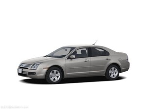 2007 Ford Fusion SEL V6