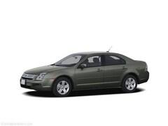 2007 Ford Fusion SEL V6 Sedan