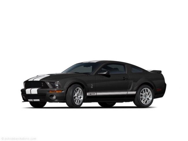 2007 Ford Mustang Shelby GT500 Coupe