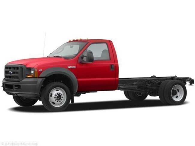 2007 Ford F-550 Chassis Cab Not Specified