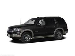 Used 2007 Ford Explorer Eddie Bauer SUV under $10,000 for Sale in Brighton, MI