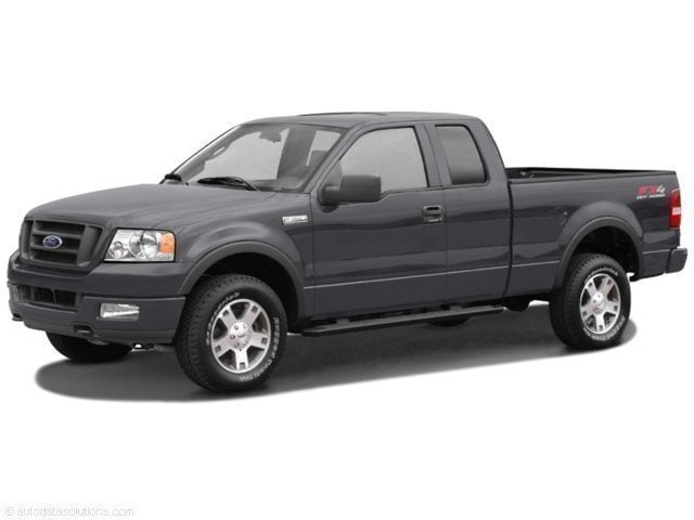 2007 Ford F-150 FX4 Extended Cab Pickup