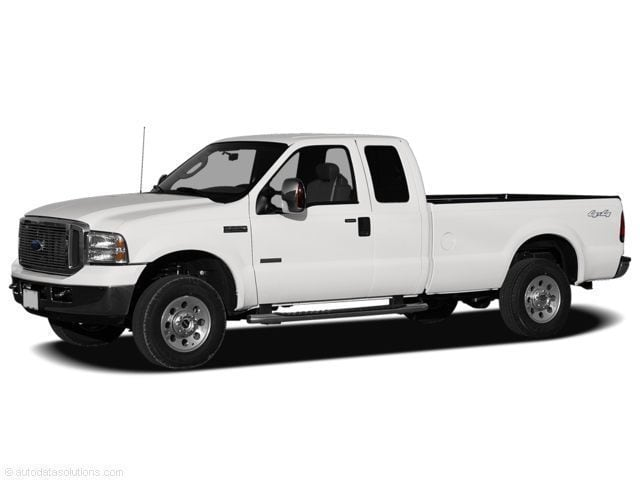 2007 Ford F-250SD XLT Truck