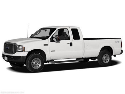 2007 Ford F-250 XL Truck Super Cab