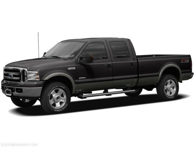 2007 Ford F-350 Super Duty Crew Cab