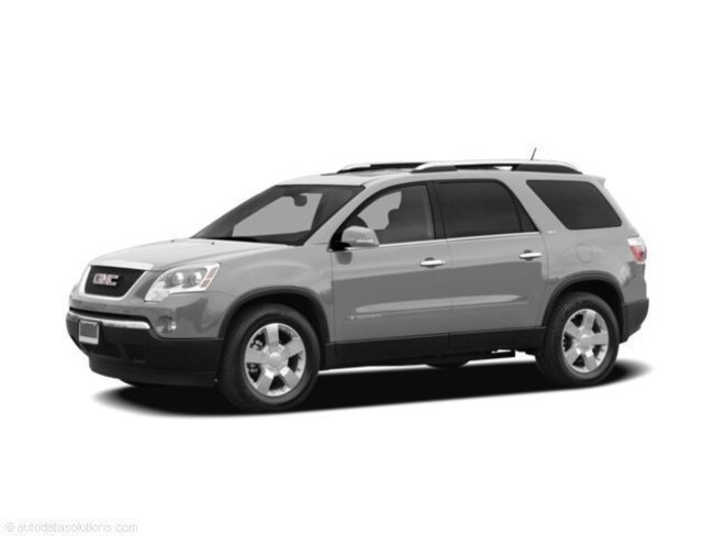 Used 2007 GMC Acadia SLT-1 SUV for sale in Chico, CA