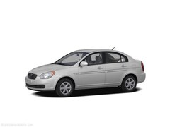 2007 Hyundai Accent GLS GLS  Sedan