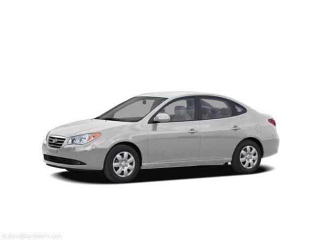 2007 Hyundai Elantra Sedan