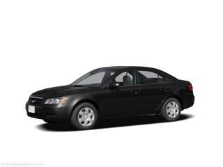 2007 Hyundai Sonata SE V6 Sedan