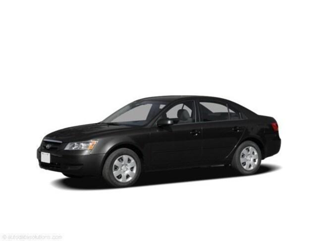 Used 2007 Hyundai Sonata GLS w/XM Sedan Lindon, UT