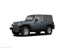 2007 Jeep Wrangler X SUV