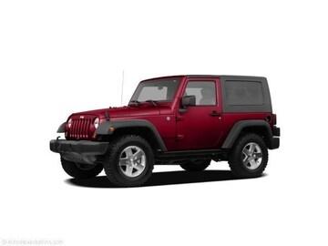 2007 Jeep Wrangler SUV